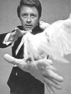 "Bill Bixby in ""The Magician""; loved this show, sorry it didn't last."