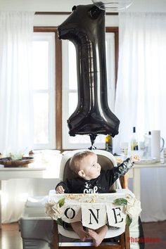 """For Arlo's first birthday party, I kept it simple. The theme was simply """"birthda.- For Arlo's first birthday party, I kept it simple. The theme was simply """"birthda… For Arlo's first birthday party, I kept it simple. Simple 1st Birthday Party Boy, 18th Birthday Party Themes, First Birthday Balloons, 1 Year Old Birthday Party, 1st Birthday Decorations, Birthday Themes For Boys, Baby Boy First Birthday, Boy Birthday Parties, Birthday Month"""
