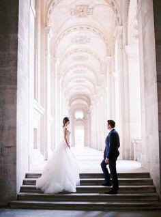 Paris Wedding - ELLEDecor.com