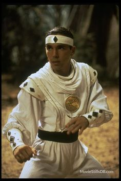Mighty Morphin Power Rangers: The Movie - Publicity still of Jason David Frank Power Rangers 1995, Power Rangers Mystic Force, Power Rangers Series, Pink Power Rangers, Power Rangers Movie, Mighty Morphin Power Rangers, Tommy Power, Tommy Oliver Power Rangers, Power Rangers Pictures