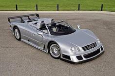 Monkey Motor: Venden un rarísimo Mercedes-Benz CLK GTR Roadster