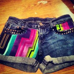 My own DIY shorts :)#Repin By:Pinterest++ for iPad#