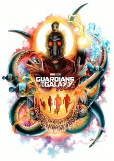 MARVEL FEED — 'GUARDIANS OF THE GALAXY VOL 2′ POSTERS BY POSTER...