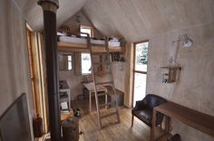 The Inshriach Bothy, an artist studio in the Scottish Highlands