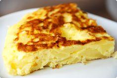 Tortilla de patatas en Thermomix