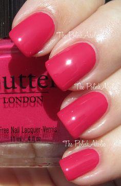 Butter London: Snog