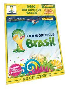 panini world cup 2014 - Google Search