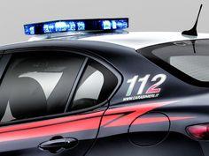 Alfa Giulia QV: Polizeiauto für Italien   Bild 11 - autozeitung.de