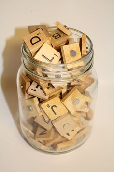 Pick any letters, words, names, or phrases that you would like to have at your wedding! These magnets make a lovely game to play at your reception and can be used as a wedding favor! These are made with super strong neodymium magnet. When you checkout please let me know what Letters or words you would like!! Each Scrabble tile will have a magnet on their backing Need an idea for your custom magnet? Childs name Pets name Bible Verse Quote Days of the Week To-Do List Grocery List Family…