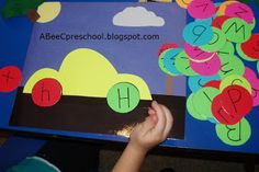 A, Bee, C, Preschool: Transportation Ideas.. letter matching