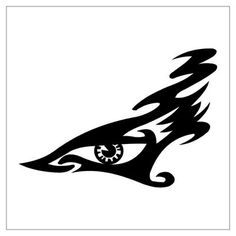 Tribal Eye libra Tattoo | Libra Tattoos