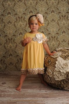 This website has so many cute little girl outfits