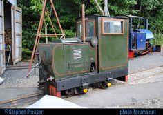 Ruston 11/13 Hp Narrow Gauge Diesel Locomotive
