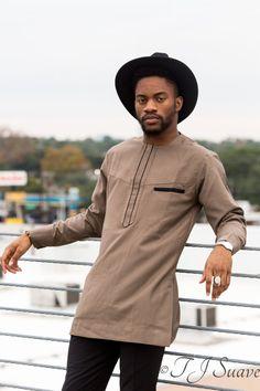 Porter africains des hommes motifs Africanisants Print