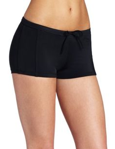 http://homeforfuture.com/pinnable-post/speedo-womens-solid-swim-short-bottom Speedo equals better fit, performance, quality, and innovation! The lycra blend solid swim short bottom from our contemporary active collection is a great core solid with contrast trim that matches back to any of our solid or print top options, with a cute drawstring waist, it has a board short look with full but sexy coverage perfect for the beach, pool or any water act...