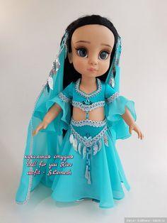 Красивые наряды и Ooak кукол Disney Animators / Куклы Принцессы Дисней, Disney Princess от Disney Animators / Бэйбики. Куклы фото. Одежда для кукол