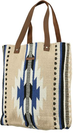 The Cedar shopper is one of our beach must-haves this season. The unique pattern is inspired by the Aztecs shapes from South America. And another cool thing: the handles are made of soft, genuine leather. #barts #accessories #summer #2016 #cedar #bag #blue