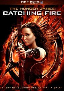 Amazon.com: The Hunger Games: Catching Fire (DVD + UltraViolet Digital Copy): Jennifer Lawrence, Josh Hutcherson, Liam Hemsworth, Francis Lawrence, Nina Jacobson, Jon Kilik, Michael deBruyn, Simon Beaufoy, Suzanne Collins: Movies & TV