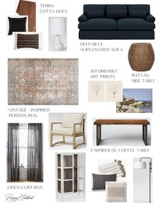 Casual Living Rooms, Living Room Sets, Interior Design Living Room, Living Room Designs, Living Room Inspiration, E Design, Home And Living, Modern Farmhouse, Terra Cotta