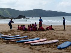 DESPEDIMOS LA PRIMAVERA 2014 EN BALUVERXA , LA ESCUELA DE SURF DEL CABO PEÑAS ... http://www.baluverxa.com/2014/06/despedimos-la-primavera-2014-en.html