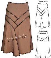 Plusieurs exemples de jupes