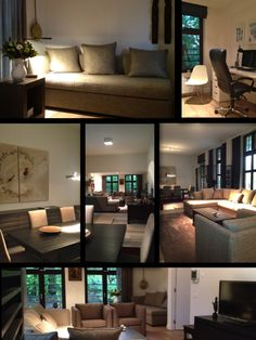 Seniors apartment by ISA, via Behance