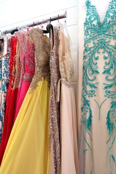 Evening Dresses in La