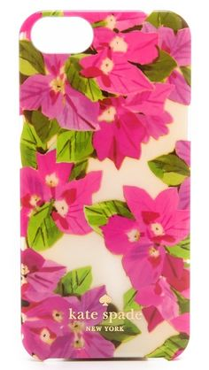 shopbop, Kate Spade New York Floral iPhone 5 / 5S Case - $40
