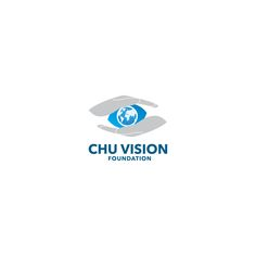 "Logo design for ""CHU VISION Foundation"""