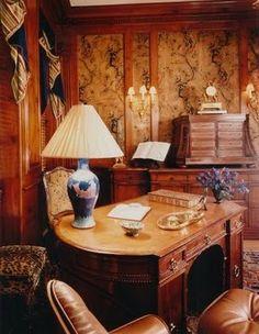 Birth of modern interior decoration - Elsie De Wolfe.