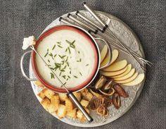 Top Chef Recipes - Goat Cheese Fondue