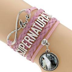 Supernatural Castiel Bracelet (Free Shipping)