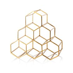 There's only one shape you need to know about this season and it's the hexagon