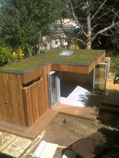 Longhirst Garden Office Micro House Tiny