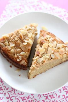 How To Make Apple and almond cake Desserts Recipe