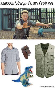 """Jurassic World"" Costume Ideas - Collegiate Cook"