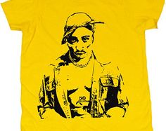 Tupac Shakur Toddler T-shirt