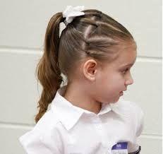 Resultado de imagen para peinados faciles para niñas para fiestas