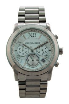 MK6273 Chronograph Cooper Stainless Steel Bracelet Watch by Michael Kors (Women)
