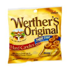 NEW LINK? $1/1 Werther's Sugar Free printable coupon ($0.50 at CVS/Kroger!) - http://www.couponaholic.net/2015/05/new-link-11-werthers-sugar-free-printable-coupon-0-50-at-cvskroger/