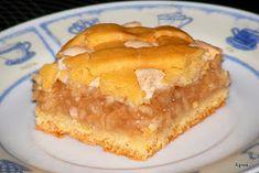 Ágnes:) szakácskönyve: Pudingos-habos-rácsos almás French Toast, Pie, Breakfast, Blog, Torte, Morning Coffee, Cake, Fruit Cakes, Pies