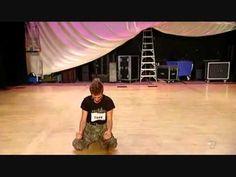 7 Travis's Audition Season 2. - YouTube