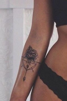 Most Beautiful Arm Tattoo Design For Women 38 Simple Arm Tattoos, Arm Tattoos For Women, Tattoo Designs For Women, Tattoo Women, Text Tattoo, Tattoo Now, Tattoo Fonts, Map Tattoos, Word Tattoos