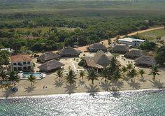 Jaguar Reef Lodge. Belize.