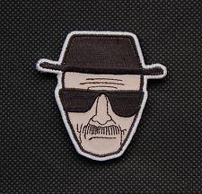 Heisenberg Morale Patch Velcro Breaking Bad Walter White