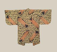 Shibori Haori, 1930-1950. The Kimono Gallery