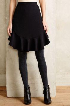Faray Flounce Skirt - anthropologie.com