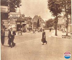 Noorderstraat Emmen (jaartal: 1930 tot 1940) - Foto's SERC