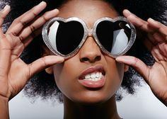 Lola Sunglasses - Did you hear about Lola? She quit her job to hit the road and follow a band on tour. Then she fell for the bass guitarist, dumped him when he hit the big time and now she's reviewing raves for an indie blog. That's Lola. She's the friend who shifts from one adventure to another without changing gear. You'll find her drinking with strangers in an underground bar you've never heard of. Keep up if you can.