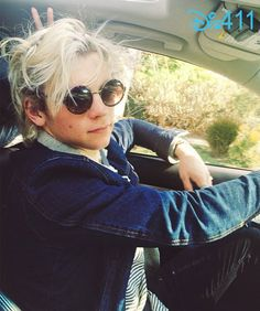 Photo: Raini Rodriguez Posted A Picture Of Ross Lynch January 19, 2015 - Dis411